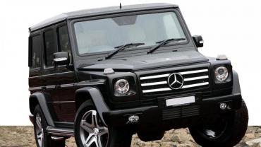 Mercedes Benz G55 2015